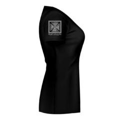 Интегральная футболка ТСН: женский силуэт