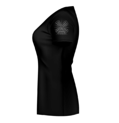 Интегральная футболка ТСН: женский силуэт, рукав