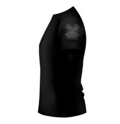 Интегральная футболка ТСН: левый рукав