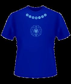 Интегральная тантрическая футболка: перед