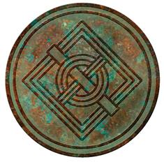 1-Ч Й ТР — арийский символ первого интегрального поля.