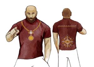 Kahu Arian T Shirt