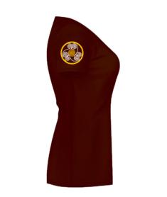 Футболка Kahu Arian T Shirt правый рукав