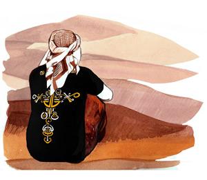 Интегральная футболка Kahu Sufi Shirt  Футболка Kahu Sufi Shirt со спины