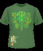 Интегральная футболка Kahu Tatu Shaman T-Shirt