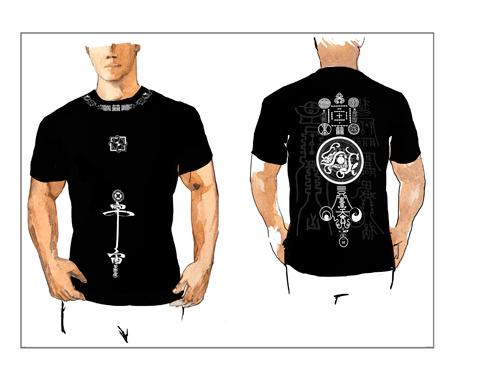 Kahu Dao T Shirt — особый вид одежды направленного действия