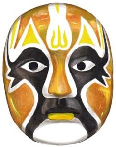 Эндокринная маска