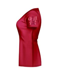 Интегральная футболка «The Perfect One — Тамариск» левый рукав