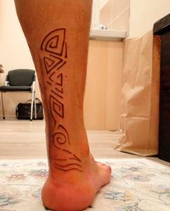 Кристаллическое татуирование