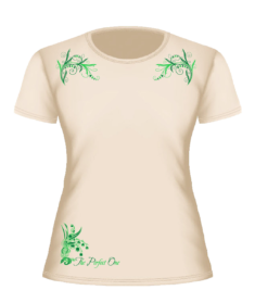 Интегральная футболка The Perfect One «Ландыш»
