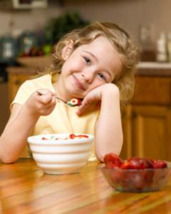 Ученые советуют не рассказывать детям о полезной еде